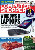 3 Issues of Computer Shopper for £1